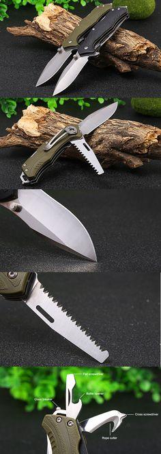 Sanrenmu 7098 LUE - PH - T5 Toolkit  -  BLACK - sanrenmu knives, knife, knife hiking, knife travel