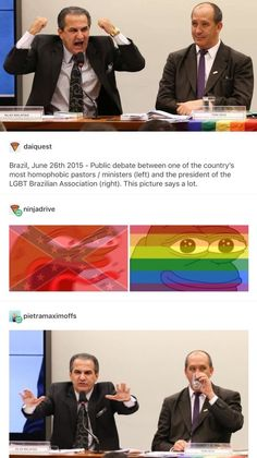 Why are conservatives so damned concerned w/ what goes on in someone else's bedroom? Love is a beautiful thing & should not be judged by anyone.<<<this funny and very important My Tumblr, Tumblr Posts, Tumblr Funny, Lgbt, Overwatch, Memes, We Are The World, Equal Rights, Faith In Humanity