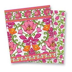 Vera Bradley Pattern - Lilli Bell l Summer 2013 - Mar 2013 to Feb 2014