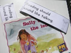 The reminder slips are designed for teachers to use during their guided reading sessions with individuals. At the end of the guided reading session or just after the student has read an instructional text, use the appropriate slip by ripping it off and slipping it inside your student's reader.$