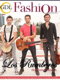 Edición de Agosto 2015 #GDLFashion La revista que VA contigo