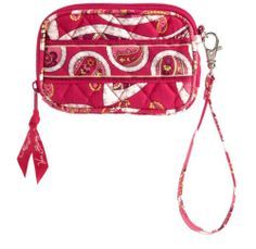 awesome Vera Bradley Tech Case in Rosy Posies