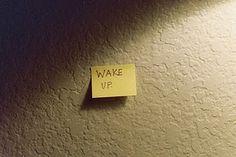 wake up...@Aubree Toupin