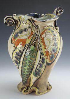 Carol Long's pottery