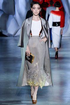 Ulyana Sergeenko Haute Couture fall 2014 collection