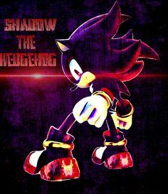 Shadow the hedgehog graphic