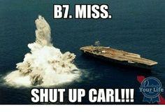 God damnit Carl!