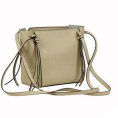 21.60$  Buy now - Lady bags 2017 new Korean version of the simple shoulder Messenger bag handbags True skin bag  #aliexpressideas