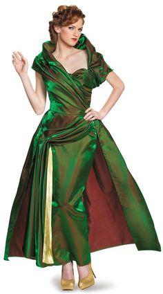 Disney Cinderella Movie: Plus Size Lady Headmistress Prestige Costume For Women from Buycostumes.com