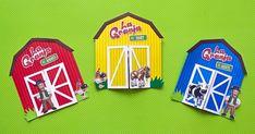 La granja de Zenón 🤠 - Invitacion infantil Farm Birthday, Birthday Party Themes, Ideas Para Fiestas, Rey, Farm Theme, Farm Party Decorations, Ideas Party