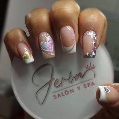 Mani Pedi, Manicure, Magic Nails, Cute Nails, Nail Designs, Hair Beauty, Nail Art, My Favorite Things, Pretty Nails