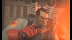 Realization after 3 years: The Medic ubers the Heavy with the Quick-Fix in 'Meet the Medic'. #games #teamfortress2 #steam #tf2 #SteamNewRelease #gaming #Valve