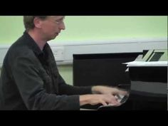 Professor Kenneth Hamilton discusses Liszt's Legacy to his Students