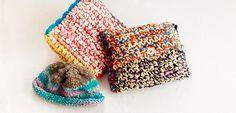 8oompahの帽子とクッション | 編み物キット販売・編み方ワークショップ|イトコバコ