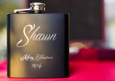 Flask Gift Set, Personalized Flask, Engraved Flask, Personalized Shot Glasses, Gift for Groomsmen, Personalized flasks make unique gifts for your