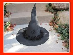 a Witch Hat