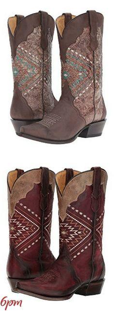 Roper Native Western Navajo Boots #boots #westernboots #affiliate #navajoboots #navajo