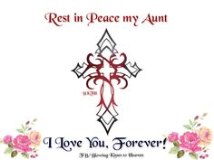Rest in Peace Aunt