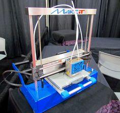 MAKEiT's Brilliant, But Elusive Industrial 3D Printer