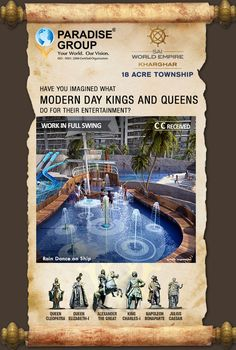 Sai World Empire, Kharghar Rain Dance On Ship www.paradisegroup.co.in Contact: 022 2783 1000 #paradise #paradisebuilders #realestate #luxury #luxurioushouse #realtor #propertymanagement #bestpropertyrates #homesellers #bestexperience #homebuyers #dreamhome #mumbai