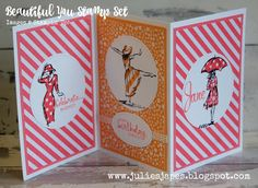 Julie Kettlewell - Stampin Up UK Independent Demonstrator - Order products 24/7: Creation Station - Birthday Bonanza