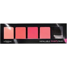 L'Oréal Infallible Paints Blush Palette