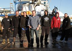 We have the latest 2012 King Crab Season Pictures. Check our your favorite moments from Deadliest Catch's 2012 king crab season with these pictures. Deadliest Catch, Love My Man, Discovery Channel, Reality Tv Shows, Classic Tv, Best Shows Ever, Best Tv, Favorite Tv Shows, Fishing