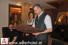 Feierliche Rede im Hotel Schwarzer Adler Eagle, Black Man