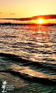 Another beautiful April #sunset on St. George Island, Florida!