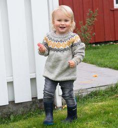 Eco Vinner barnegenser - A Knit Story Baby Knitting, Beige, Children, Toddlers, Babies, Threading, Boys, Toddler Boys, Babys