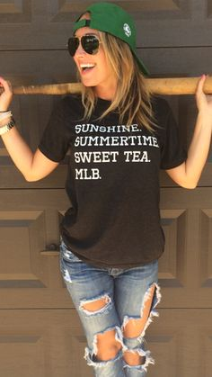 This cute softball mom shirt is sure to get looks from the other softball parents! The perfect softball gift for any sports fan who loves to watch their girls softball team! Softball Mom Shirts, Girls Softball, Baseball Mom, Baseball Shirts, Softball Crafts, Softball Bows, Momma Shirts, Baseball Clothes, Softball Cheers