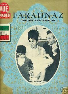 POINT DE VUE N°771 mars 1963 FARAHNAZ toutes les photos in Livres, BD, revues | eBay