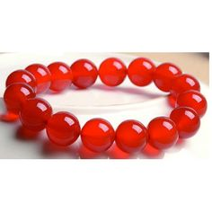 onyx cerveny, Náramok na ruku, Bransoletka, Armband, Armbinde June Gemstone, Homemade Bracelets, Handmade Jewelry, Pendants, Pendant Necklace, Gemstones, How To Make, Wristlets, Minerals