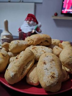 Αρωματικά ψωμάκια εύκολα & γρήγορα!! ~ ΜΑΓΕΙΡΙΚΗ ΚΑΙ ΣΥΝΤΑΓΕΣ 2 Bagel, Sausage, Sandwiches, Potatoes, Bread, Vegetables, Drink, Food, Beverage