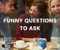Here's our list of really funny questions to ask a guy or girl; these questions are sure to get a funny conversation going. No matter who you're asking! Questions To Ask Guys, Online Dating Questions, Questions To Get To Know Someone, Questions To Ask Your Boyfriend, Would You Rather Questions, Funny Questions, Getting To Know Someone, This Or That Questions, Icebreaker Questions