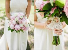 creative wedding photos, tennessee wedding photography, heartwood hall wedding, emotional first look, pink peonies bouquet