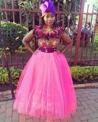 So Beautiful XiTsonga Tradition African Traditional Wear, African Traditional Wedding Dress, Traditional Wedding Attire, Traditional Outfits, Traditional Weddings, African Attire, African Fashion Dresses, African Dress, Tsonga Traditional Dresses