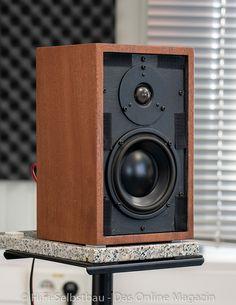 Polk Speakers, Monitor Speakers, Diy Speakers, Bookshelf Speakers, Audiophile Speakers, Speaker Amplifier, Speaker Stands, Hifi Audio, Speaker Design