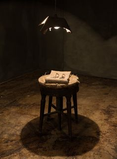 The Chalk Room by JamesPlumb.