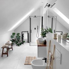 Bathroom Inspiration Tam I TuThe Definitive Source for Interior Designers Bamboo Bathroom, Loft Bathroom, Dream Bathrooms, Modern Bathroom, Small Bathroom, Bathroom Ideas, Neutral Bathroom, Bathroom Interior Design, Modern Interior