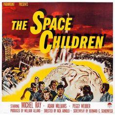 The Space Children U Canvas Art - (24 x 36)
