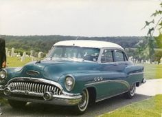 """Cynthia Druck of New Bridgeville submitted this photo of her husband's 1953 Buick Super to the York Daily Record/Sunday News Wheels of the Week. The car is owned by Emory Druck of Red Lion. He has owned the car for more than 20 years. Cynthia wrote, """"Emory is very proud of his car."""" See this vehicle and others or submit your own photo at http://www.ydr.com/gallery. To catch up on York County's automotive news, visit http://www.facebook.com/WheelsOfYorkCounty."""