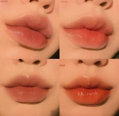 Korean makeup tips! The best goal is clean-looking skin plus a youthful appearance. Makeup Inspo, Makeup Art, Lip Makeup, Makeup Cosmetics, Makeup Inspiration, Beauty Makeup, Makeup Ideas, Clown Makeup, Makeup Brushes