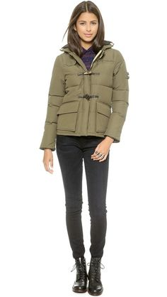 Penfield Landis Down Insulated Duffle Jacket (use code FAMILY25 for 25% off)
