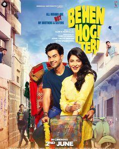 Behen Hogi Teri movie movie review, box office collection, story, trailer, songs, Shruti Haasan, Rajkummar Rao #FansnStars