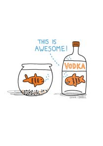 Poster by Gemma Correll, discover more: http://www.gramposters.com/category/gemma/ from €60.00