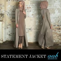 Statement Jacket by aab