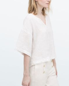 -View all-Tops-WOMAN   ZARA United States