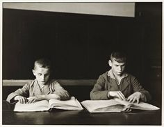 grupaok:  August Sander, Blind Children, 1930 [by way of George Baker, whose latest post for his series for Fotomuseum Winterthur is titled ...