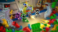 Playroom VRs Toy Wars DLC Is A Frantic Slice Of VR Co-op Action